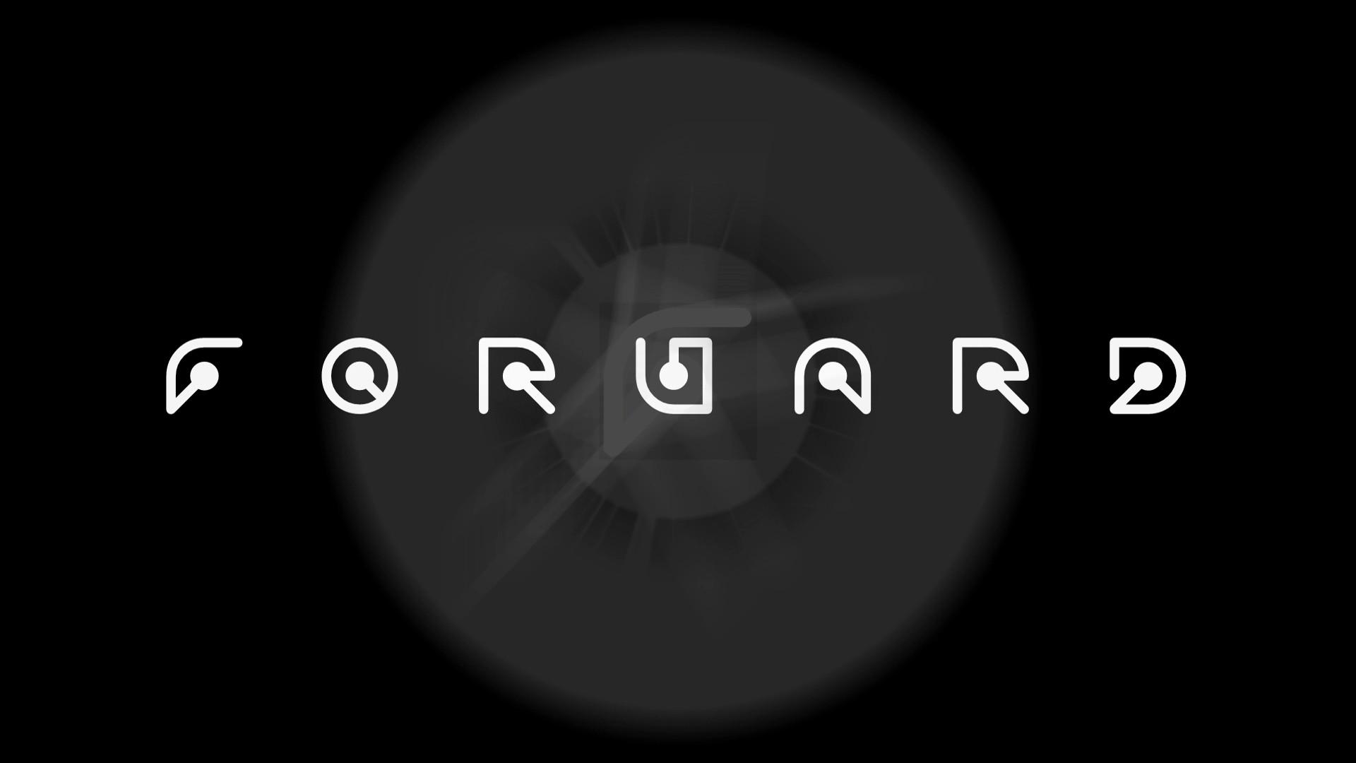 HD graphic of forward logo